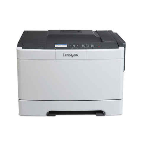 Lexmark CS410dn Network Duplexer Color Laser Printer (28D0050)