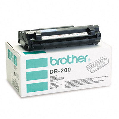 DR200 Drum Cartridge, Black
