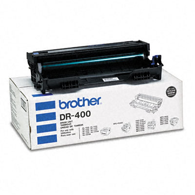 DR400 Drum Cartridge, Black
