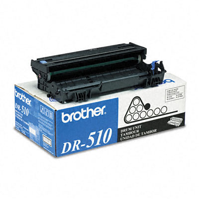DR510 Drum Cartridge, Black