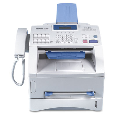IntelliFax 4750e High-Speed Business-Class Laser Fax/Copier/Telephone