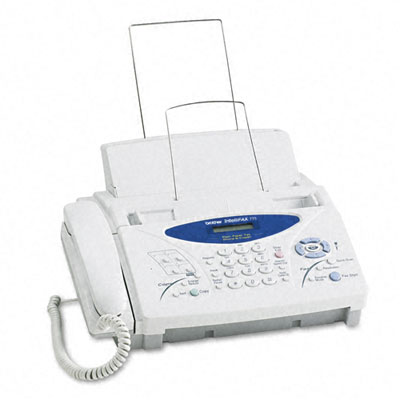 IntelliFax 775 Plain Paper Fax/Copier/Telephone