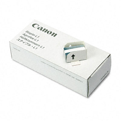 Standard Staples for Canon IR200/210, Three Cartridges, 15,000 Staples/Pack