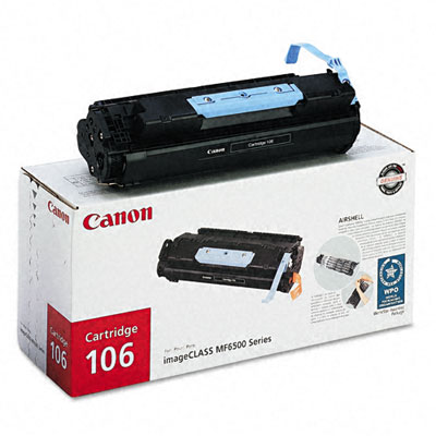 0264B001 Toner, 5000 Page Yield, Black