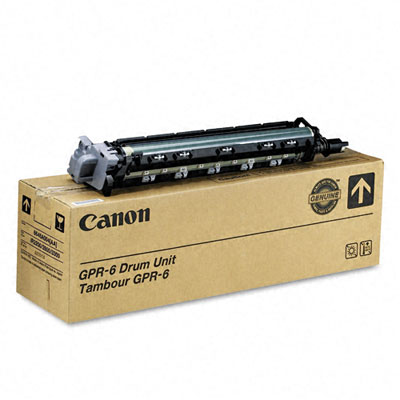 6648A004AA Drum Unit, Black