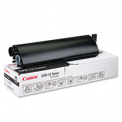 8640A003AA (GPR-13) Toner, 23000 Page-Yield, Black