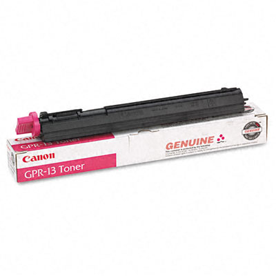 8642A003AA (GPR-13) Toner, 8500 Page-Yield, Magenta