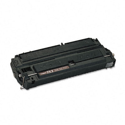 FX2 (FX-2) Toner, 4000 Page-Yield, Black