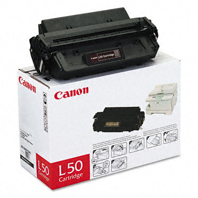 L50 (L-50) Toner, 5000 Page-Yield, Black