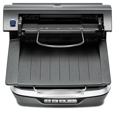 Perfection V500 Office Color Scanner, 6400 x 9600 dpi