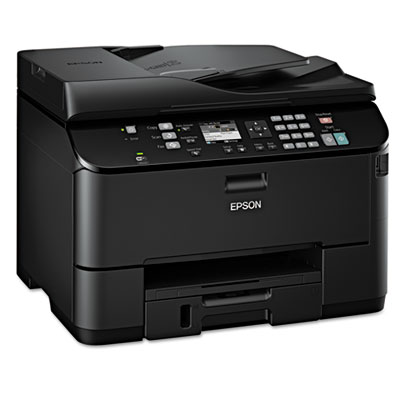 WorkForce Pro WP-4530 Wireless All-in-One Inkjet Printer, Copy/Fax/Print/Scan