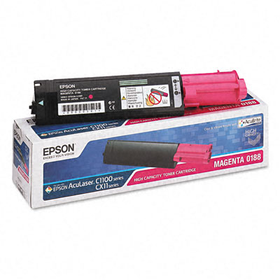 S050188 Toner, 4000 Page-Yield, Magenta