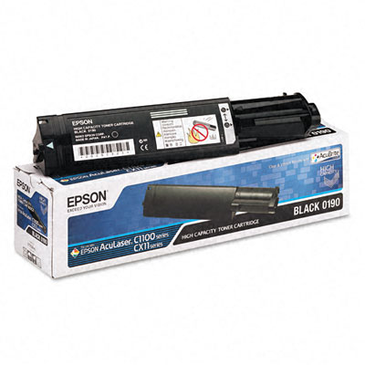 S050190 Toner, 4000 Page-Yield, Black