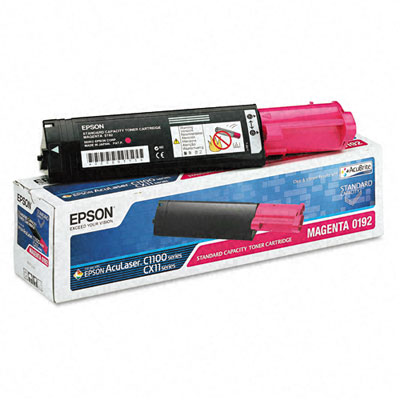 S050192 Toner, 1500 Page-Yield, Magenta
