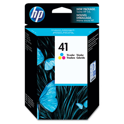 51641A (HP 41) Ink, 460 Page-Yield, Tri-Color