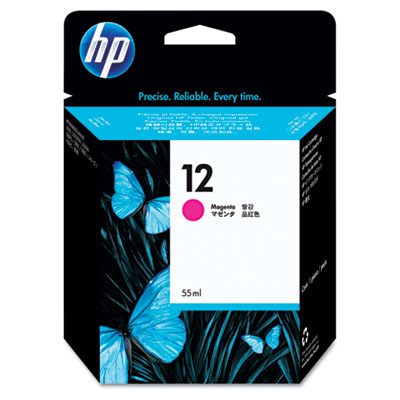 C4805A (HP 12) Ink, 3300 Page-Yield, Magenta