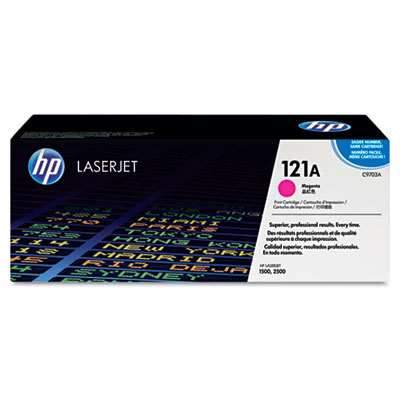 C9703A Toner, 4000 Page-Yield, Magenta