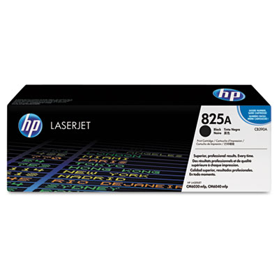 CB390A Toner, 19500 Page-Yield, Black