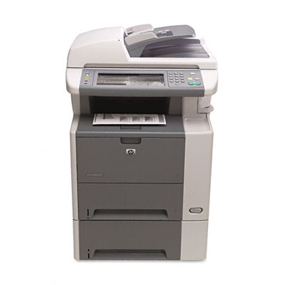 LaserJet M3035 MFP Printer w/Copy, Scan, Network, Auto Duplex & Fax