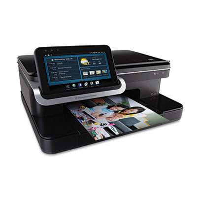 Photosmart eStation C510a Wireless All-in-One Inkjet Printer, Copy/Print/Scan
