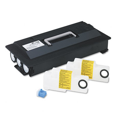 38032352 Compatible Toner, 34000 Page-Yield, Black