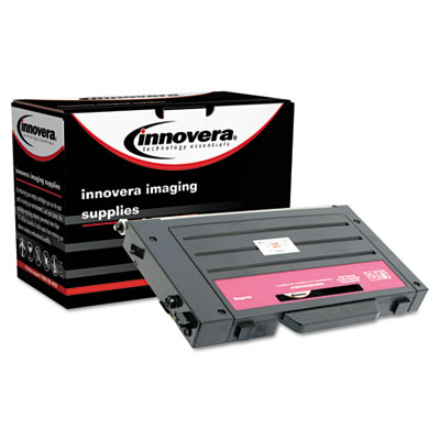6100M Compatible High-Yield Toner, 5,000 Page-Yield, Magenta