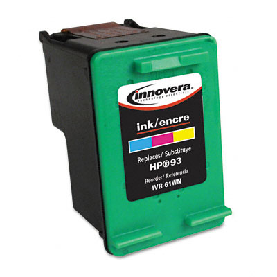 61WN Compatible Remanufactured Ink, 220 Page-Yield, Tri-Color