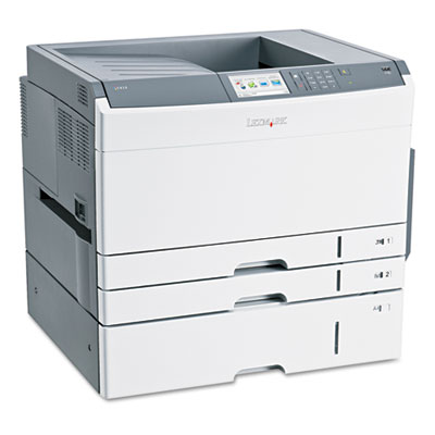 C925dte Network-Ready Color Laser Printer