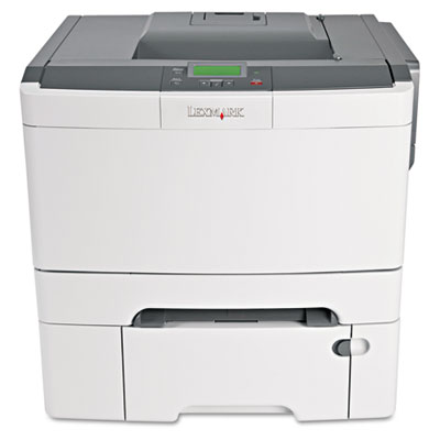 C546dtn Color Laser Printer