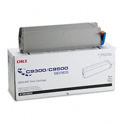 41963604 Toner (Type C4), 15000 Page-Yield, Black