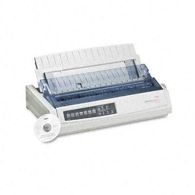 Microline 321 Turbo Dot Matrix Impact Printer