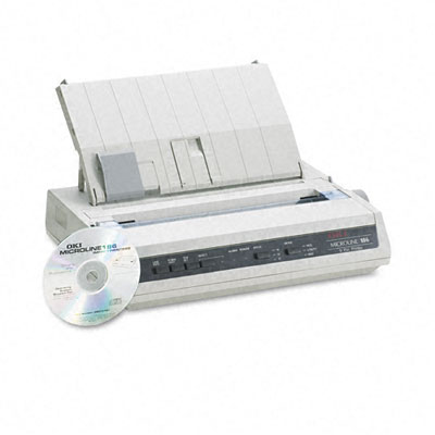 Microline ML186 Dot Matrix Printer (Parallel)