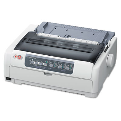 Microline 690 24-Pin Narrow Carriage Dot Matrix Printer