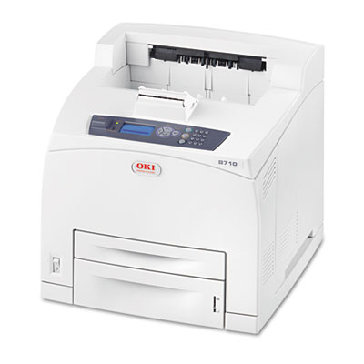 B710dn Network-Ready Laser Printer, Duplex Printing