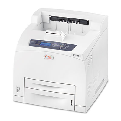 B730dn Network-Ready Laser Printer, Duplex Printing