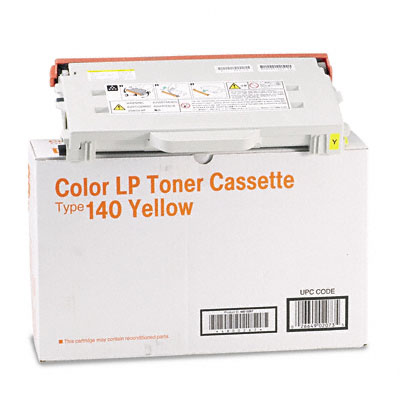 402073 Toner, 6500 Page-Yield, Yellow