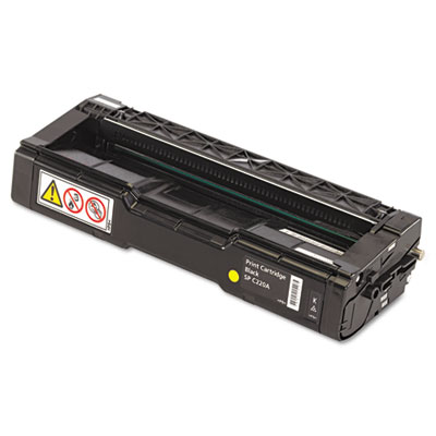 406046 Toner, 2000 Page-Yield, Black
