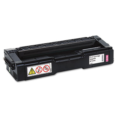 406477 High-Yield Toner, 6000 Page-Yield, Magenta