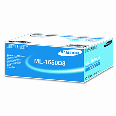 ML1650D8 Toner/Drum, Black