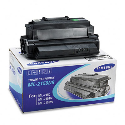 ML2150D8 Toner/Drum, 8000 Page-Yield, Black