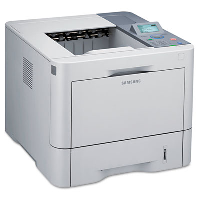 ML-4512ND Laser Printer, 16 x 4 Character LCD Screen