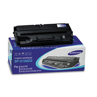 SF5100D3 Toner/Drum, 2500 Page-Yield, Black
