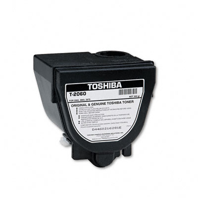T2060 Toner, 7500 Page-Yield, Black