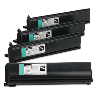 T2320 Toner, 22000 Page-Yield, 4/Pack, Black