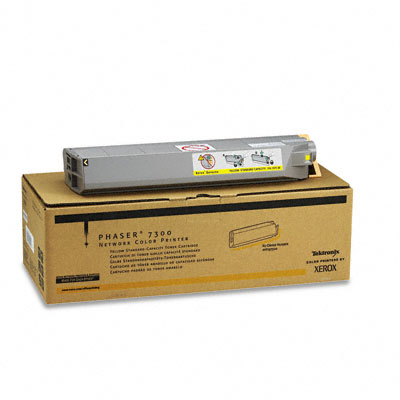 016197500 Toner, 7500 Page-Yield, Yellow