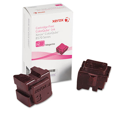 108R00927 Solid Ink Stick, 4,400 Page-Yield, Magenta, 2/Pk