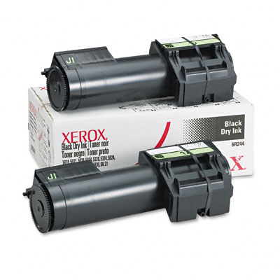 6R244 Toner, 20000 Page-Yield, 2/Pack, Black